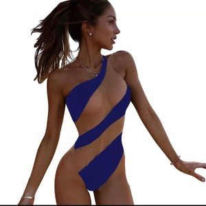Blue Ray Swimsuit